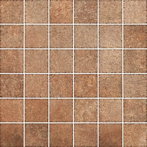 Cottage Mosaico 4,7 Cotto (30x30)